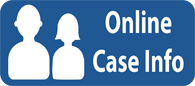 Click on button to get online case information.