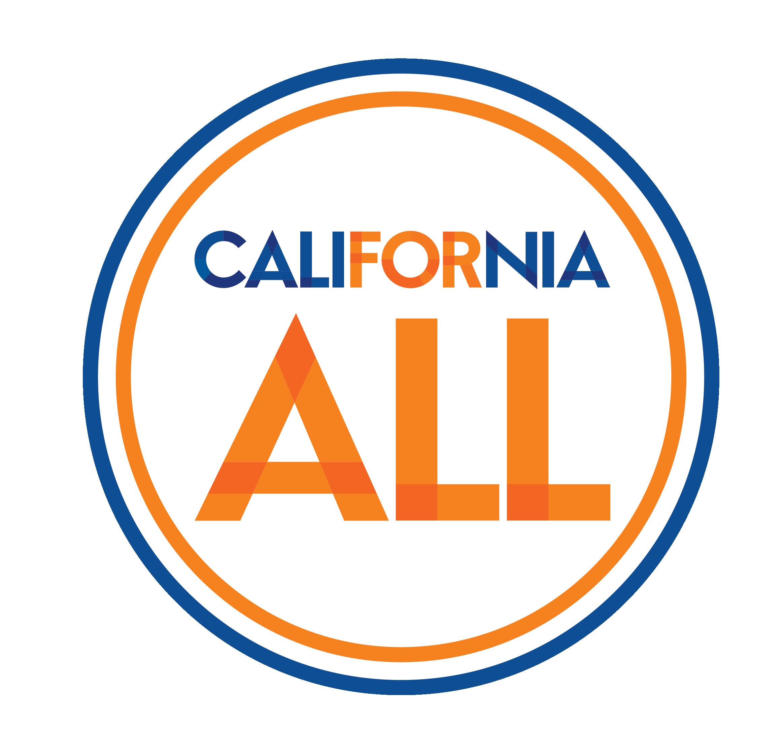 California For All logo